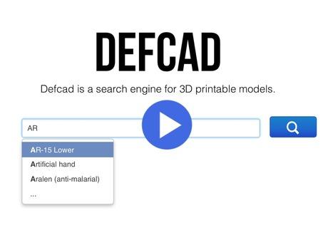 DEFCAD | Bring back UK Design & Technology | Scoop.it