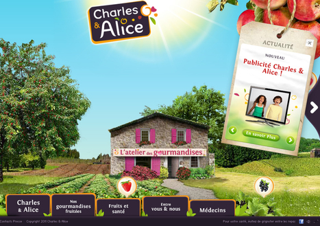 Le succès des marques à prénoms : Charles & Alice | agro-media.fr | Actualité de l'Industrie Agroalimentaire | agro-media.fr | Scoop.it