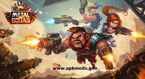 Metal Squad APK Download' in Download Mods Apk, Free Android Apps