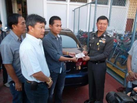 Police officers, teller accused of robbing Laos - The Nation | Police Problems and Policy | Scoop.it