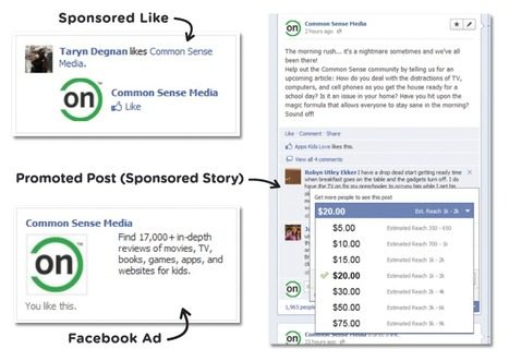 Six Things Nonprofits Should Know About Facebook Ads | We're in Business | Scoop.it