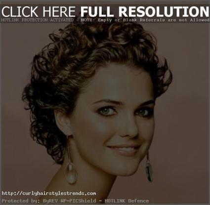 Summer Short Curly Hairstyles 2014 Hairstyles