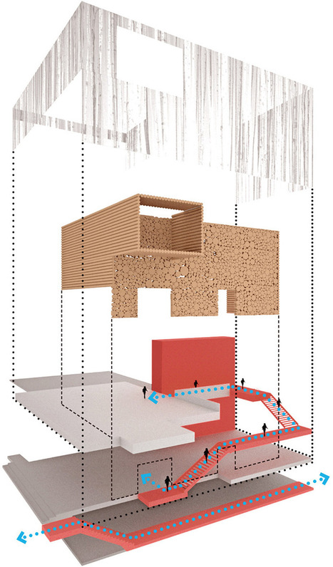 sparano + mooney architecture: kimball art center | Rendons visibles l'architecture et les architectes | Scoop.it