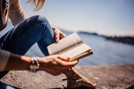 3 Reasons to Read a Book Right Now – Personal Growth | Educommunication | Scoop.it