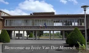 Le lycée Van-Der-Meersch dans la presse