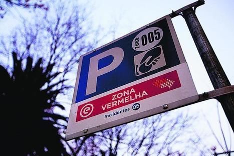 Governo quer permitir que empresas privadas passem multas de estacionamento | Direito Português | Scoop.it
