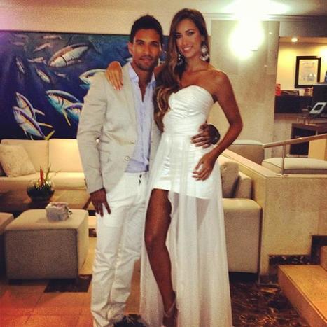 Se casó Pipe Calderón y Nanis Och...