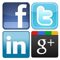 Small Business Owners Prefer Facebook And LinkedIn To Twitter And Google+, Says Survey [STUDY] - AllTwitter | Social media culture | Scoop.it