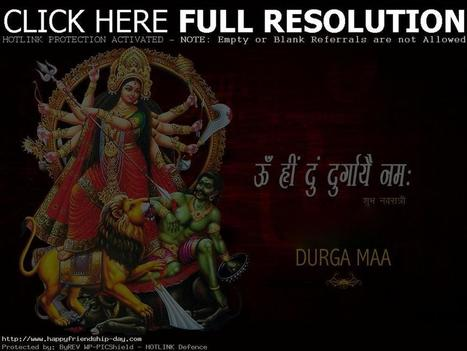 Happy Navratri Whatsapp Status, Quotes in Hindi
