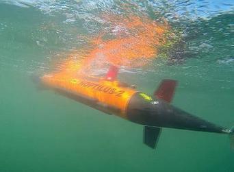 """""""Sunrise"""", où quand des robots sous-marins communiquent   Robolution Capital   Scoop.it"""