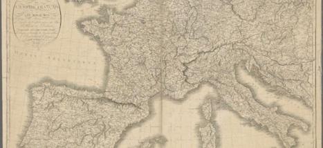 La New York Public Library publie 20.000 cartes téléchargeables ... - Slate.fr | Cartes historiques et cartes d'Histoire | Scoop.it
