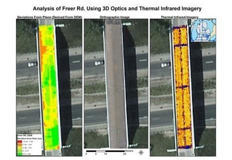 Remote Sensing Data For Bridge Preservation Decision Making | Data Visualization Student Challenge | Remote Sensing News | Scoop.it