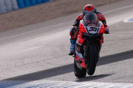 Ducati's Melandri Undergoes Successful Knee Surgery | Ductalk Ducati News | Scoop.it