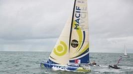 Sponsoring : L'image de la Macif portée par le Vendée Globe en 2013 - News Assurances Pro   Vendée Globe   Scoop.it