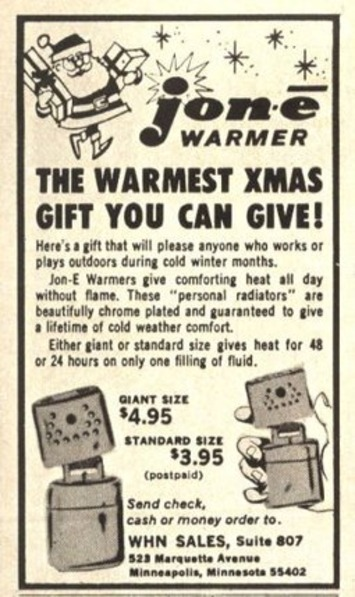 Holiday Shopping In The Classifieds - In The '60s | Collectors' Blog | You Call It Obsession & Obscure; I Call It Research & Important | Scoop.it