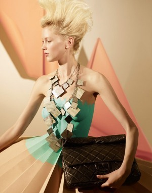 art > 3D paperdresses. | What Surrounds You | Scoop.it