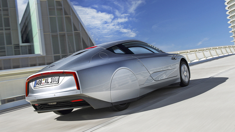 Volkswagen's Ducati-powered XL1 is headed for production   Ductalk Ducati News   Scoop.it
