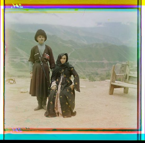 Color Photographs of Imperial Russia Reveal a World Lost to History : vibrant photos of the pre-Soviet Russian Empire - Smithsonian   Interesting Reading to learn English -intermediate - advanced (B1, B2, C1,)   Scoop.it