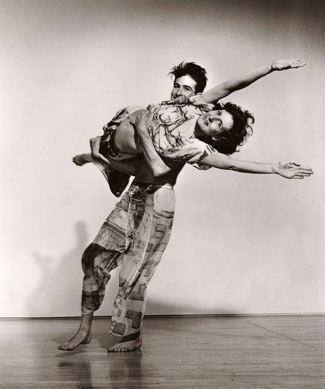 Trisha Brown: Dance-maker, Leader, Humanist | Music, Theatre, and Dance | Scoop.it