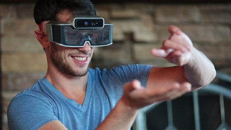 Seeking a Staredown With Google Glass - New York Times | Gestion de contenus, GED, workflows, ECM | Scoop.it