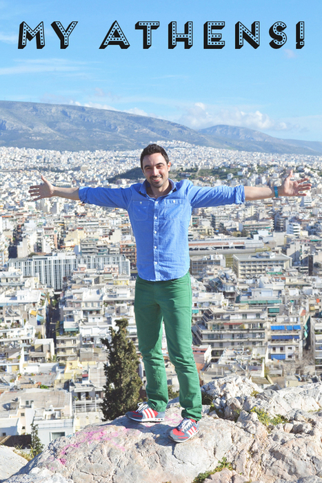 Happy Interior Blog: From Place To Space: My Athens! Part One | Interior Design & Decoration | Scoop.it