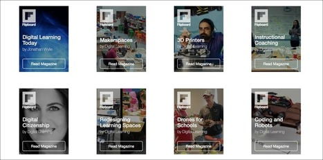 How to Use Flipboard Magazines in the Classroom - GRANTWOOD AEA   Curation in Higher Education   Scoop.it
