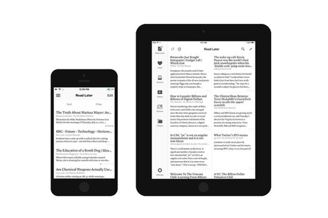 Instapaper goes free, latest version brings new features   Google + Applications   Scoop.it