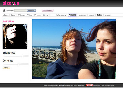 Los mejores editores de imágenes online   AnexoM. Blog oficial de Jazztel   Las TIC y la Educación   Scoop.it