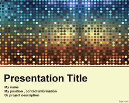 Fancy Powerpoint Template Free Powerpoint Tem