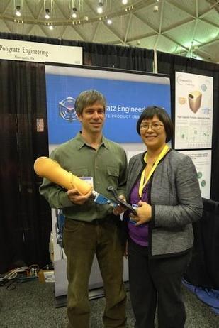 High-tech leg allows amputees to SCUBA dive - Minneapolis / St. Paul Business Journal | Scuba Pulse | Scoop.it