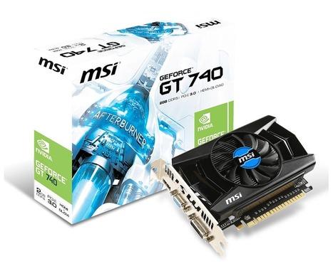 MSI NVIDIA GeForce GT740 2GB GDDR5 - อีสแปร์คอม สินค้าไอที IT Accessories computer ราคาถูก : Inspired by LnwShop.com | สินค้าไอที,สินค้าไอที,IT,Accessoriescomputer,ลำโพง ราคาถูก,อีสแปร์คอมพิวเตอร์ | Scoop.it