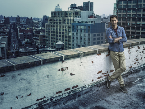 Tribeca Film Festival: Filmmaker and Futurist Jason Silva On How Humans Are Hardwired for Story and Cinema | Machinimania | Scoop.it