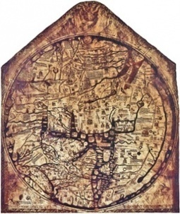 Better than GPS: a history of cartography in 12 amazing maps | David Shariatmadari | Geographic and Sustainability Literacy | Scoop.it