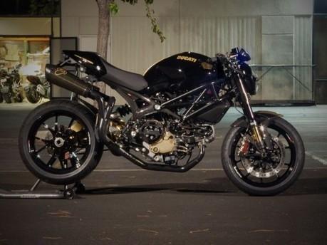 Custom Ducati Monster | Ducati & Italian Bikes | Scoop.it