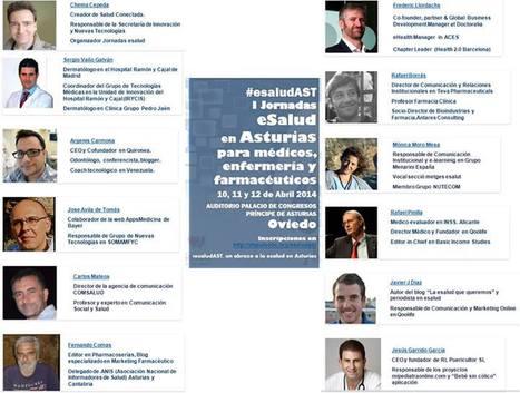 Asturias celebra en abril una cumbre sobre las tecnologías en salud | farmaEVENTUS XXI| | ComunicaFarma | Scoop.it