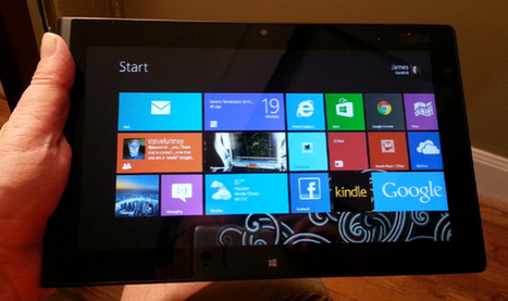 Epiphany: Windows 8 is a very good tablet OS | ZDNet | Windows 8 Debuts 2012 | Scoop.it