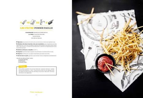 Le livre qui donne la frite | Fêtes Gourmandes | Scoop.it