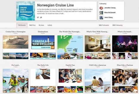 Utilisation de Pinterest comme outil marketing en tourisme   Marketing tourisme + e-tourisme   Scoop.it