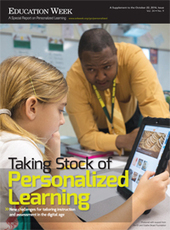 Taking Stock of Personalized Learning - Education Week | ART: Personalisation for Transformed Engagement | Scoop.it