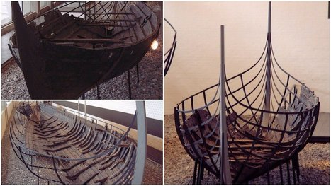 The Skuldelev ships - The 5 original Viking ships recovered from the waterway of Peberrenden at Skuldelev in 1962 | Nereides Diary | Scoop.it