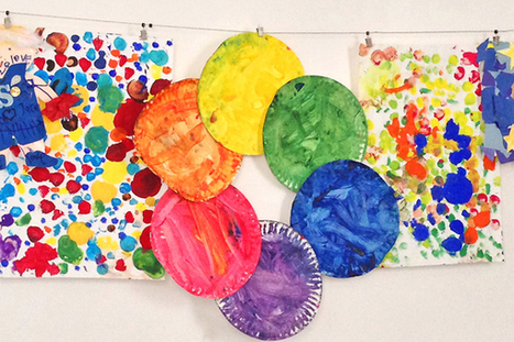 5 ways to organize your child's artwork | Organizing and Downsizing a home | Scoop.it
