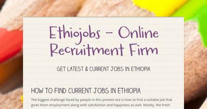 Ethio Job Vacancy