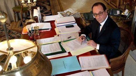 """""""Depuis l'élection de Hollande, la France s'est réformée comme jamais""""   Actualité de la politique française   Scoop.it"""