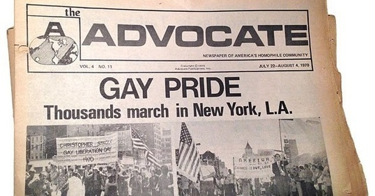 The Advocate celebrates 50th anniversary