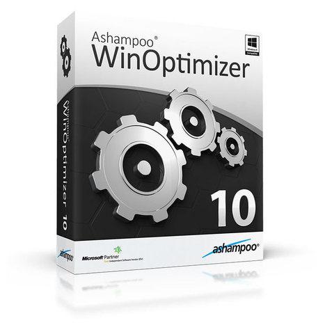 Ashampoo WinOptimizer 10 version complète clé de série | Maison Ou Bureau | Freeware et applications en lignes gratuites | Scoop.it
