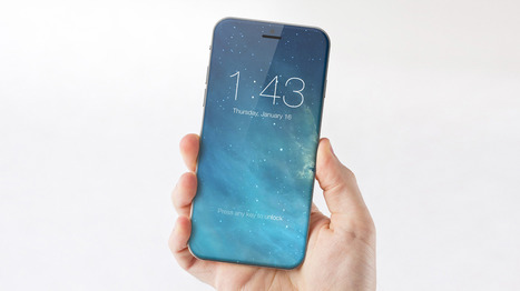 Il prossimo iPhone avrà un display avvolto attorno agli spigoli - Wired | Digital Breakfast | Scoop.it