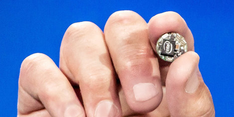Intel Curie Board Designed for Wearables is Powered by Quark SE SoC | Embedded Systems News | Scoop.it