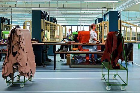 80937cf93b1 Longchamp   La maroquinerie fait ses classes.