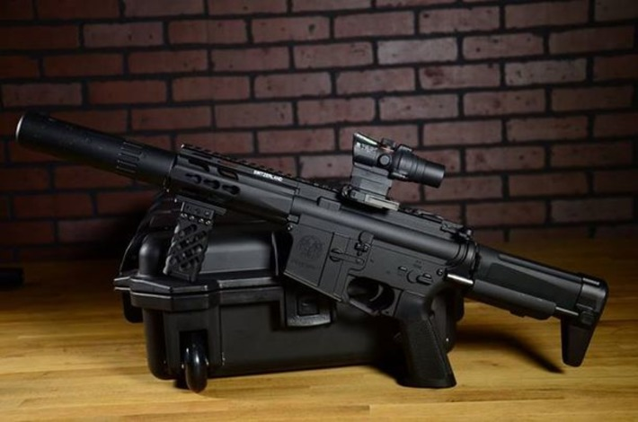 HO HO HOLIDAY SURPRISE! - Krytac CQB is shipping NOW! - Facebook Fan Page   Thumpy's 3D Airsoft & MilSim EVENTS NEWS ™   Scoop.it
