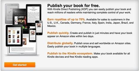 Kindle Unlimited : la rémunération des auteurs toujours en baisse   Veille Hadopi   Scoop.it